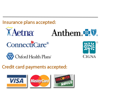 Insurance and Payment methods